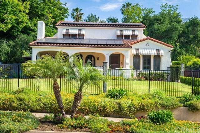 1085 E Mariposa Street, Altadena, CA 91001 (#CV19117885) :: California Realty Experts