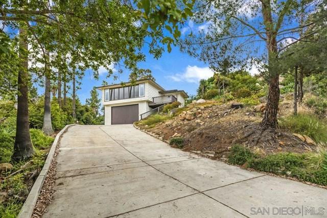 1860 Hidden Mesa Rd, El Cajon, CA 92019 (#190028010) :: Bob Kelly Team