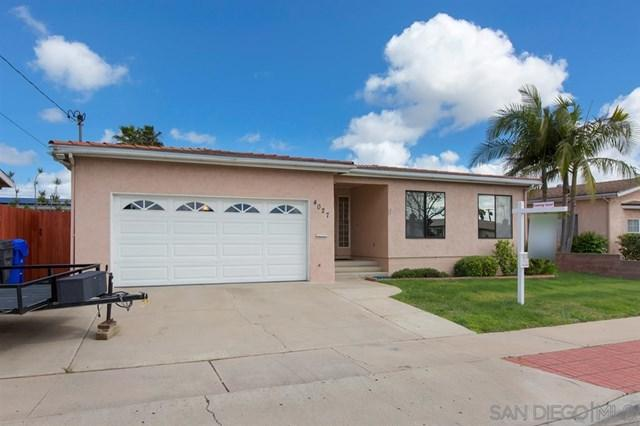 4027 Hatton St, San Diego, CA 92111 (#190028012) :: California Realty Experts