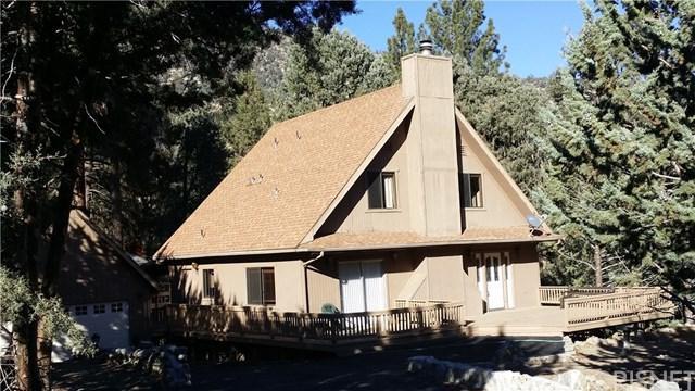15917 Wildwood Drive, Pine Mountain Club, CA 93222 (#SR19119835) :: Keller Williams Temecula / Riverside / Norco