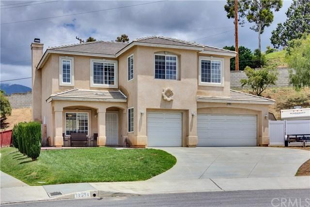11953 Berkeley Drive, Yucaipa, CA 92399 (#EV19118248) :: RE/MAX Empire Properties