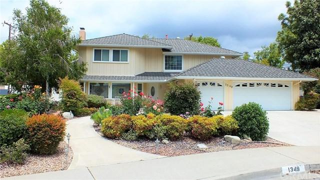1349 Carthage Court, Claremont, CA 91711 (#CV19119235) :: RE/MAX Masters