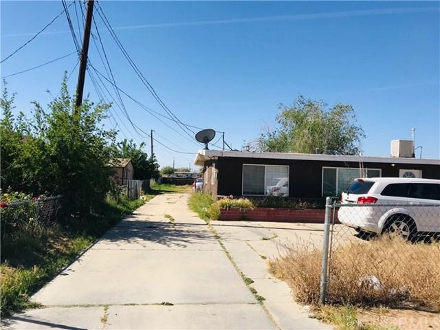 11861 White Avenue, Adelanto, CA 92301 (#PW19120121) :: The Ashley Cooper Team