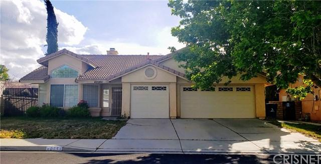 40053 Lloyds Court, Palmdale, CA 93551 (#SR19120179) :: Naylor Properties