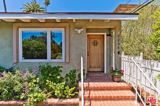 2205 Dewey Street, Santa Monica, CA 90405 (#19469312) :: PLG Estates