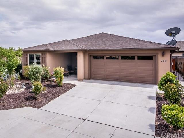 740 Crispin Avenue, San Miguel, CA 93451 (#NS19119037) :: Fred Sed Group