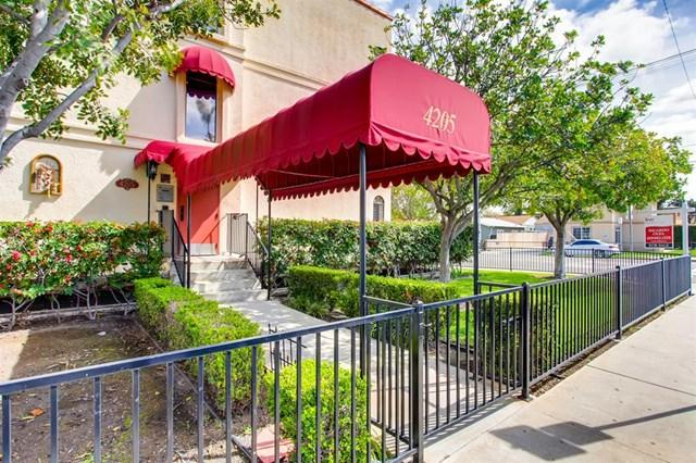 4205 Ohio St #108, San Diego, CA 92104 (#190028124) :: Ardent Real Estate Group, Inc.