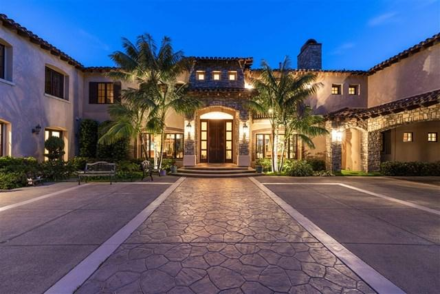 17656 Las Repolas, Rancho Santa Fe, CA 92067 (#190028140) :: Powerhouse Real Estate
