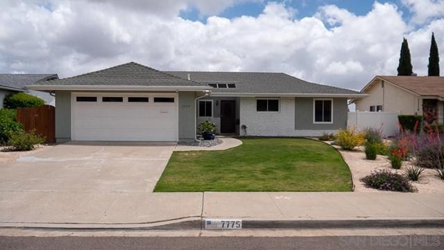 7775 Tanglerod Lane, La Mesa, CA 91942 (#190028144) :: Bob Kelly Team