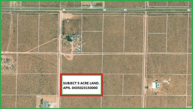 0 Lagartijo Drive, Apple Valley, CA 92308 (#513377) :: Powerhouse Real Estate