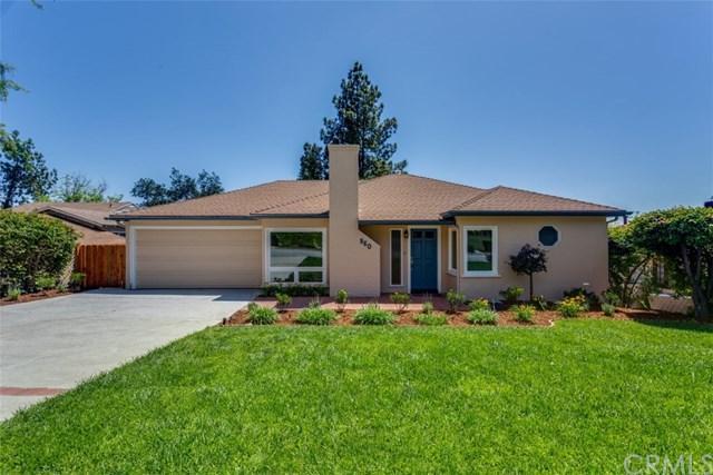 960 Alta Pine Drive, Altadena, CA 91001 (#AR19118313) :: Fred Sed Group