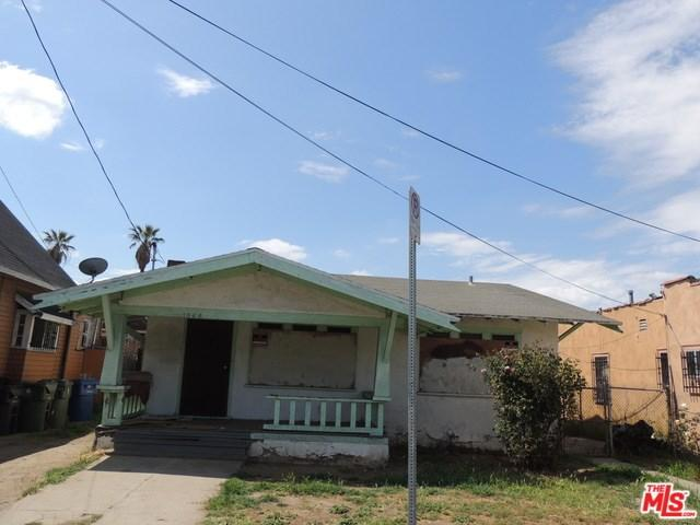 1546 W 22ND Place, Los Angeles (City), CA 90007 (#19469578) :: PLG Estates