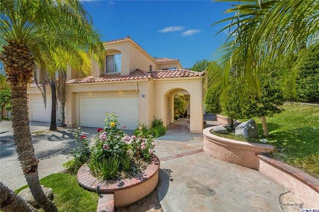 963 Calle Amable, Glendale, CA 91208 (#319001697) :: The Brad Korb Real Estate Group