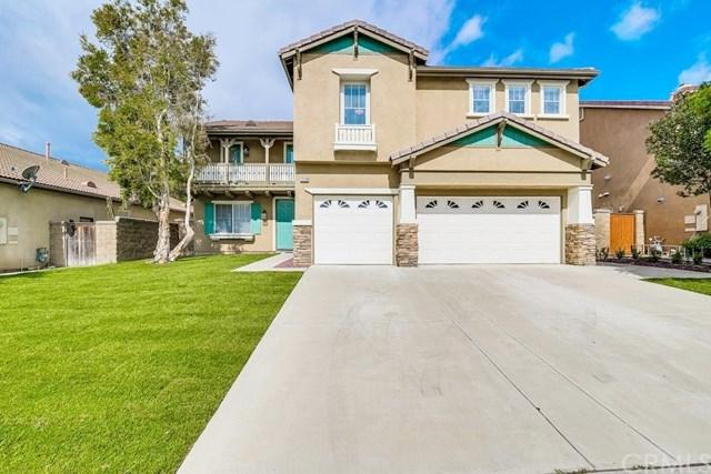 7219 Westerly Way, Eastvale, CA 92880 (#TR19117025) :: Rogers Realty Group/Berkshire Hathaway HomeServices California Properties
