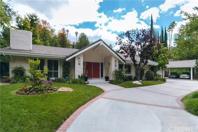 4608 La Barca Drive, Tarzana, CA 91356 (#SR19120669) :: Ardent Real Estate Group, Inc.