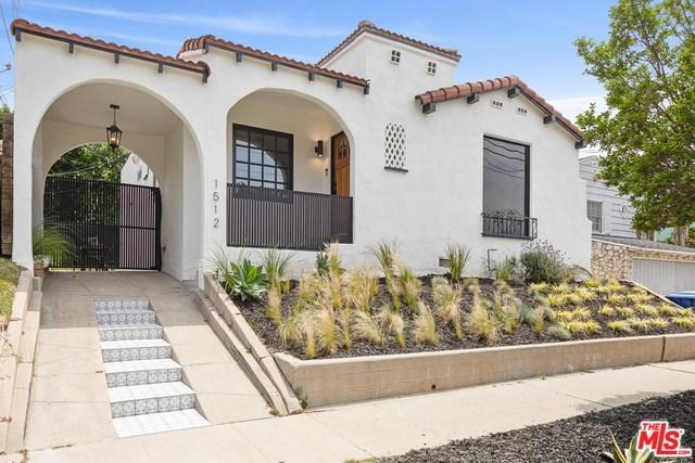 1512 Ellsmere Avenue, Los Angeles (City), CA 90019 (#19469672) :: RE/MAX Masters