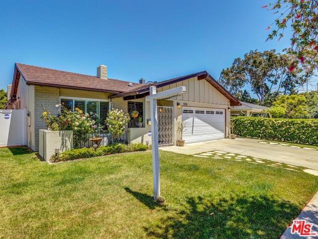 5130 Randall Street, Culver City, CA 90230 (#19468826) :: PLG Estates