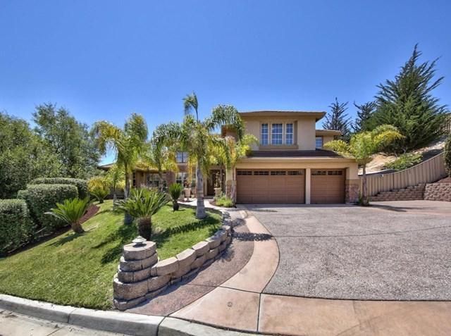 27567 Prestancia Circle, Salinas, CA 93908 (#ML81753260) :: Go Gabby