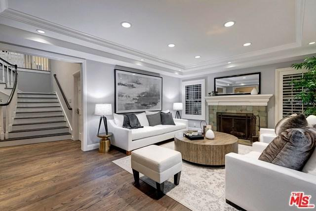 728 Woodruff Avenue, Los Angeles (City), CA 90024 (#19469598) :: PLG Estates