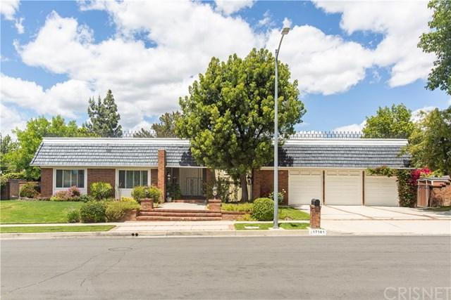 17161 Halsted Street, Northridge, CA 91325 (#SR19120850) :: Ardent Real Estate Group, Inc.
