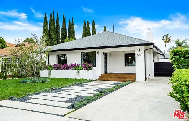 580 N Lucerne, Los Angeles (City), CA 90004 (#19469274) :: Fred Sed Group