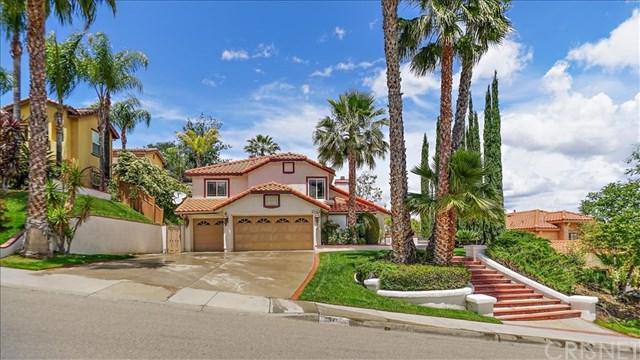 25261 Sagecrest Circle, Stevenson Ranch, CA 91381 (#SR19113849) :: RE/MAX Masters
