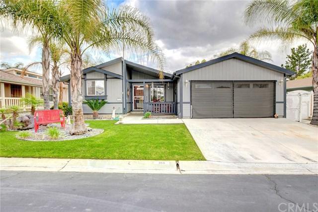 10961 Desert Lawn Drive #353, Beaumont, CA 92320 (#EV19118948) :: RE/MAX Empire Properties