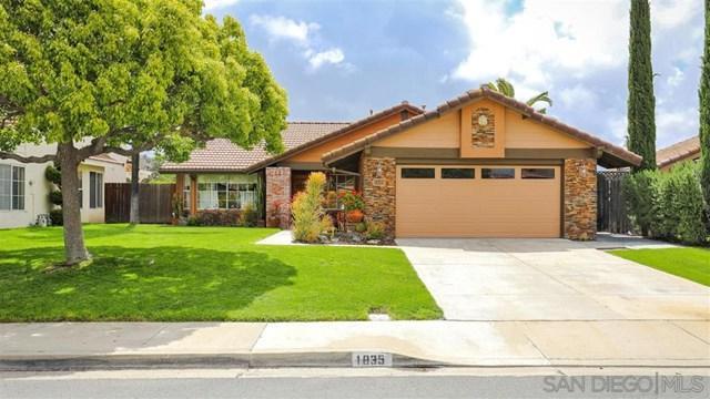 1835 Bearcat Ln, El Cajon, CA 92019 (#190028368) :: Ardent Real Estate Group, Inc.