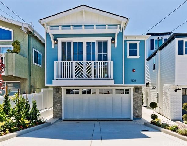 1524 Wollacott Street, Redondo Beach, CA 90278 (#SB19120609) :: RE/MAX Empire Properties