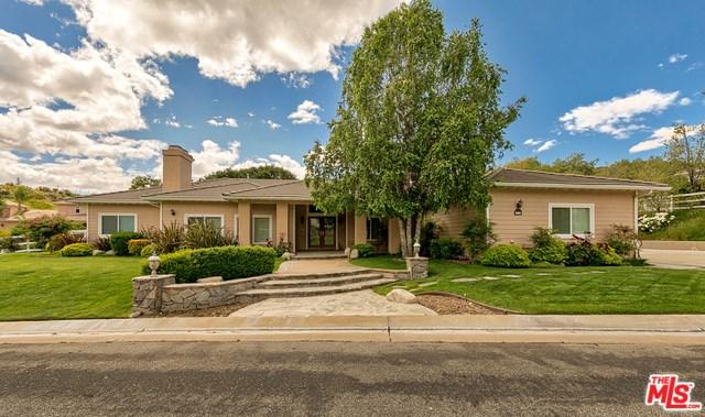 16060 Comet Way, Canyon Country, CA 91387 (#19469972) :: Fred Sed Group