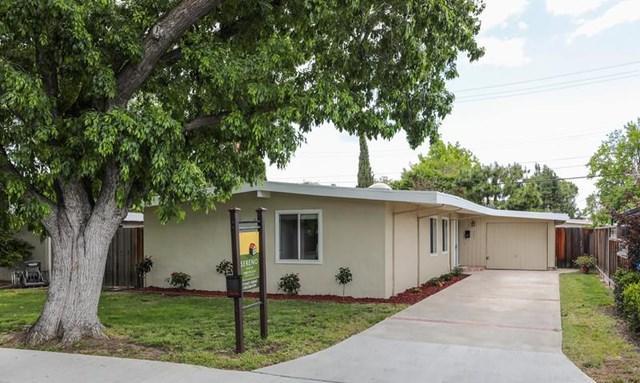 663 Hamilton Lane, Santa Clara, CA 95051 (#ML81753382) :: Realty ONE Group Empire