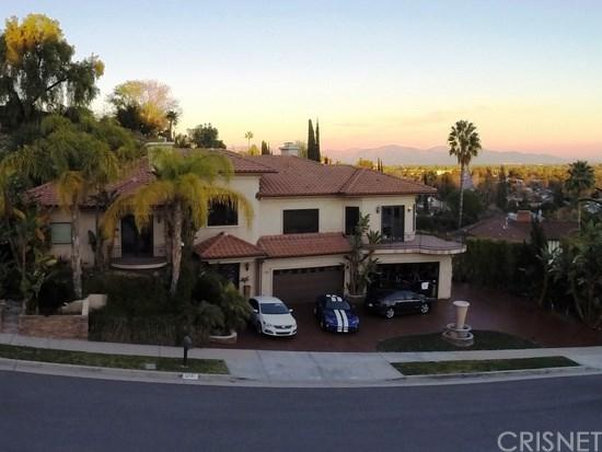 22151 Parthenia Street, West Hills, CA 91304 (#SR19121122) :: Ardent Real Estate Group, Inc.
