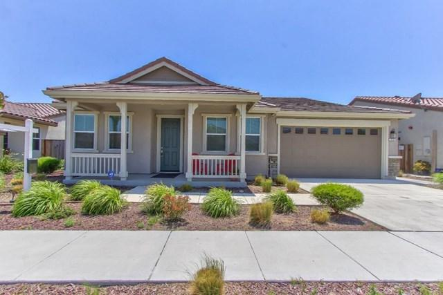 1253 Hamilton Drive, Hollister, CA 95023 (#ML81748533) :: The Laffins Real Estate Team