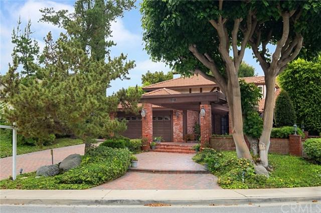 5925 E Settler Court, Anaheim Hills, CA 92807 (#PW19114853) :: Fred Sed Group