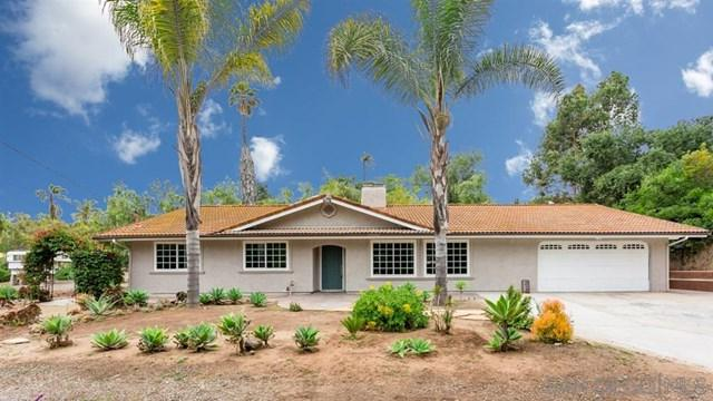 2190 Buena Creek Rd., Vista, CA 92084 (#190028510) :: Ardent Real Estate Group, Inc.