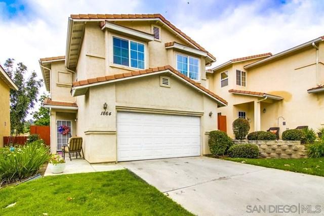 1864 Mcdougal Terrace, El Cajon, CA 92021 (#190028519) :: Ardent Real Estate Group, Inc.