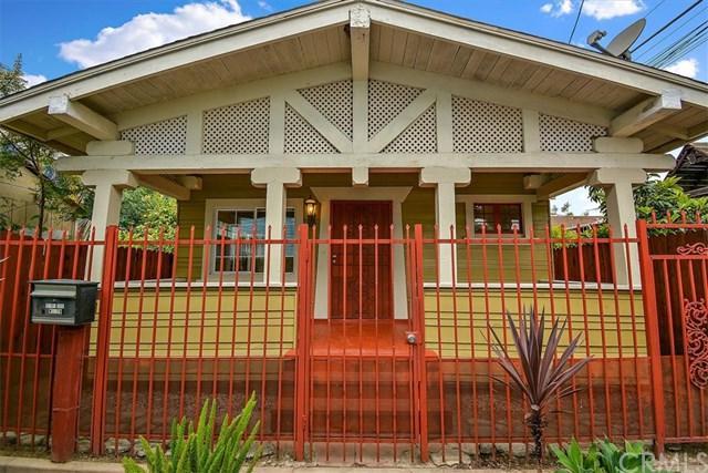 1657 W 24th Street, Los Angeles (City), CA 90007 (#CV19121650) :: Heller The Home Seller
