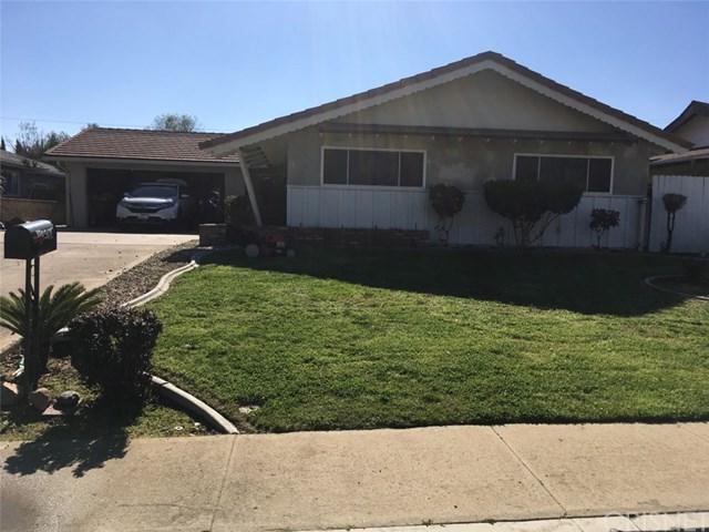 4201 Skye Drive, Bakersfield, CA 93308 (#SR19121705) :: Rogers Realty Group/Berkshire Hathaway HomeServices California Properties