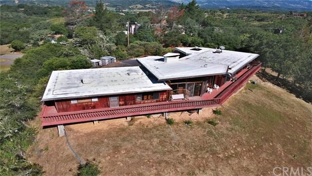 5801 Lake Ridge Road, Ukiah, CA 95482 (#NB19121780) :: Allison James Estates and Homes