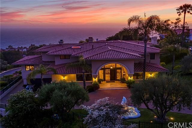 2725 Via Victoria, Palos Verdes Estates, CA 90274 (#PV19110893) :: Go Gabby