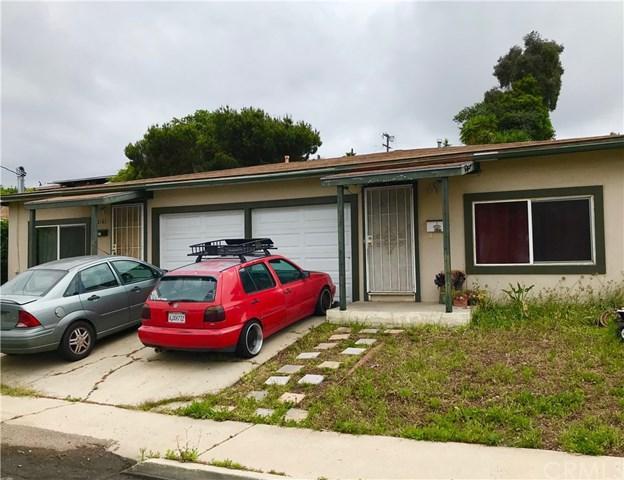 6121 Horton Drive, La Mesa, CA 91942 (#PW19121740) :: Compass California Inc.