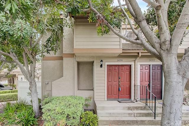 24394 Kingston Court #71, Laguna Hills, CA 92653 (#OC19121157) :: Fred Sed Group