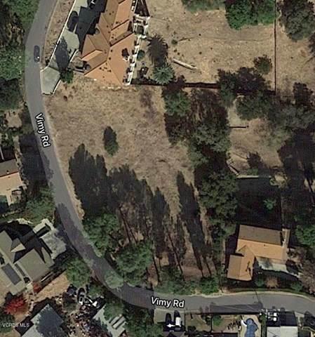 Vimy Rd Road, Granada Hills, CA 91344 (#219006323) :: The Brad Korb Real Estate Group