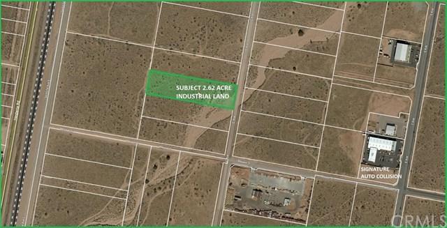 0 C Avenue, Hesperia, CA  (#CV19121924) :: Realty ONE Group Empire