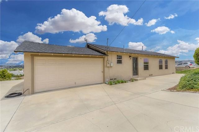 586 Castlehill Drive, Walnut, CA 91789 (#PW19121849) :: Fred Sed Group