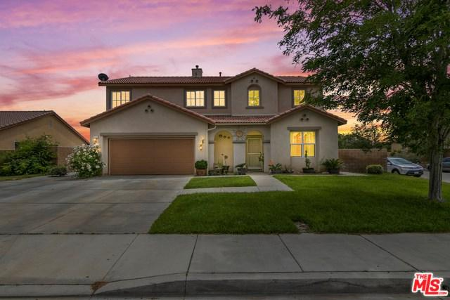 532 W Avenue H13, Lancaster, CA 93534 (#19470192) :: Ardent Real Estate Group, Inc.