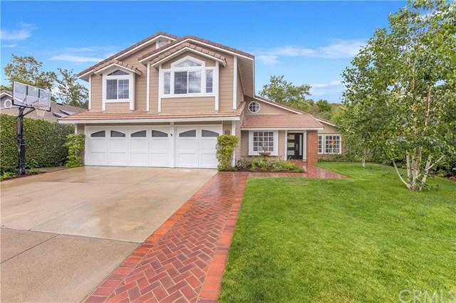 6 Eastridge, Coto De Caza, CA 92679 (#PW19115754) :: Berkshire Hathaway Home Services California Properties