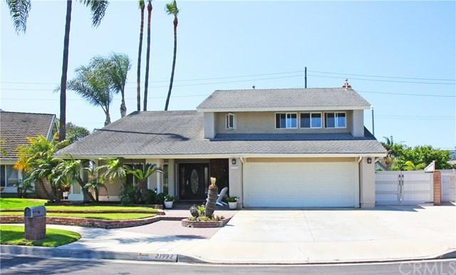 21992 Summerwind Lane, Huntington Beach, CA 92646 (#OC19121441) :: Scott J. Miller Team/ Coldwell Banker Residential Brokerage