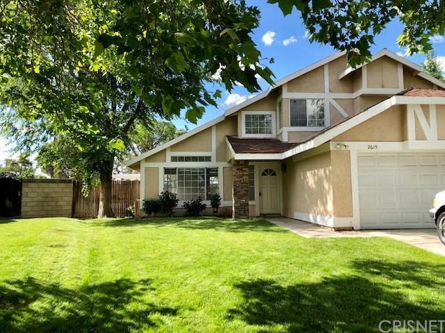 2615 Avoca Street, Lancaster, CA 93535 (#SR19122285) :: Keller Williams Temecula / Riverside / Norco