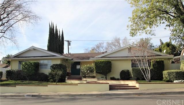 11645 Woodley Avenue, Granada Hills, CA 91344 (#SR19122318) :: Fred Sed Group